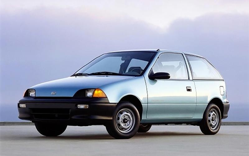 Suzuki Swift (1988) – 8 MODELS