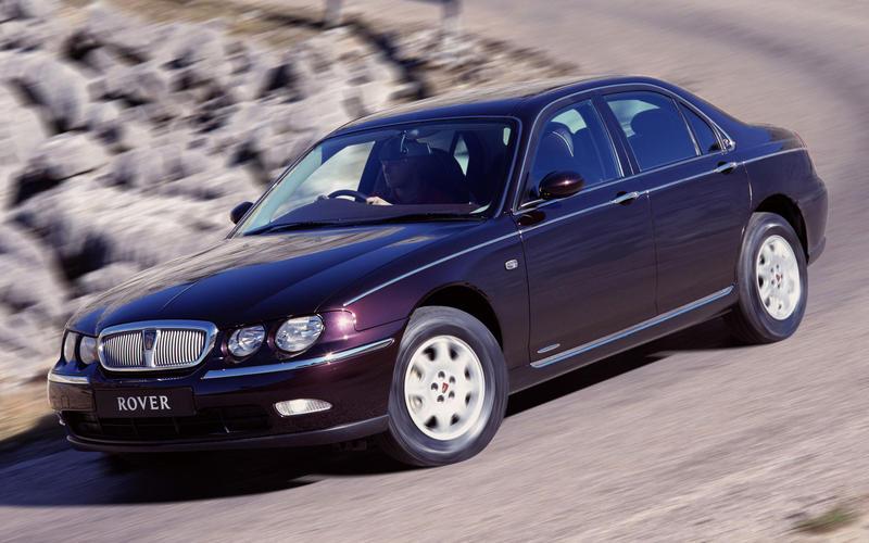 60 1998 Rover 75