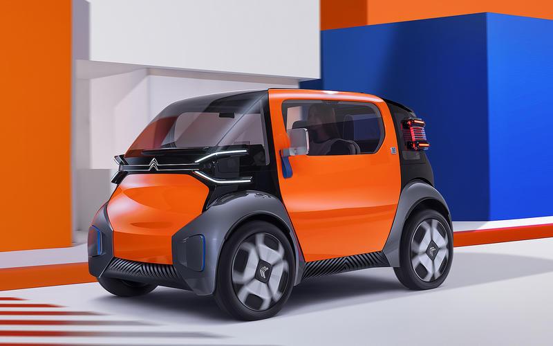 8: Citroën Ami One