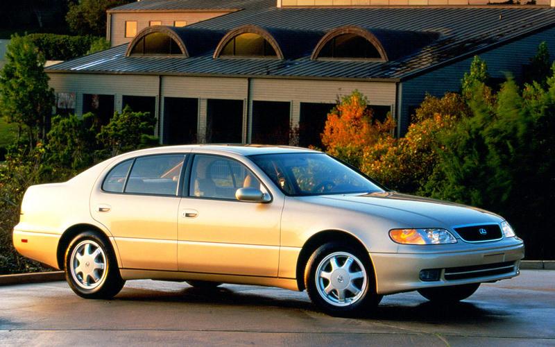 Lexus GS (1993)