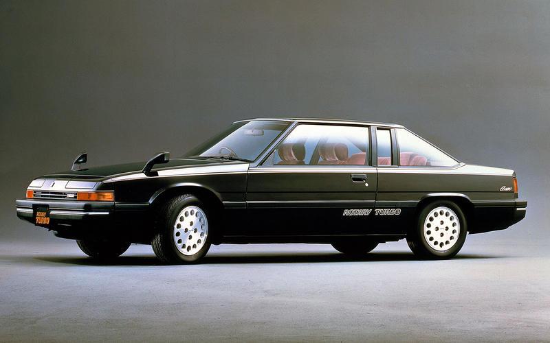 Mazda Luce (1981)