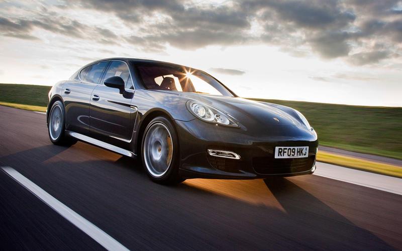 Porsche Panamera (2009)