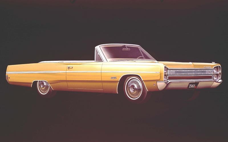 Plymouth – Fury, 1956-1978: 3.68 million