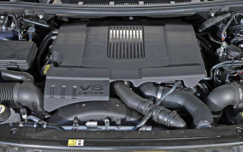The best Range Rover engine yet?