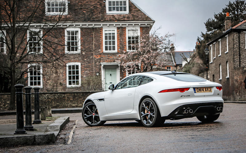 63. 2013 Jaguar F-Type