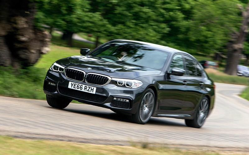 13: BMW 5 Series