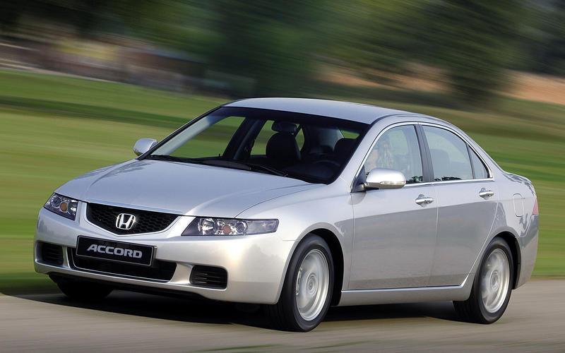 Honda Accord diesel (2003)