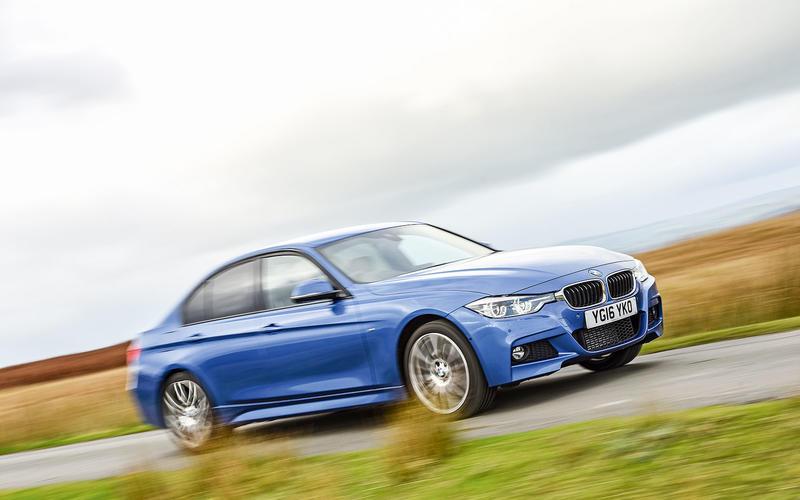 13: BMW 3-Series