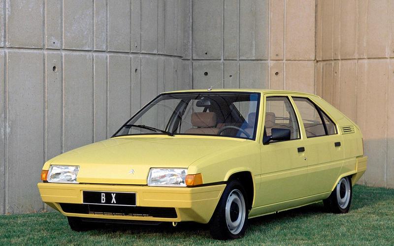Citroën BX (1982)