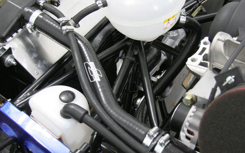 Coolant hoses