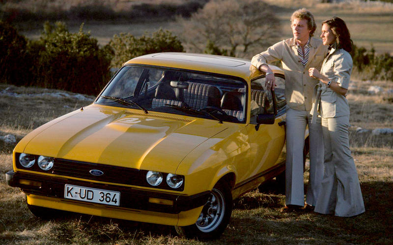 Capri sales collapse