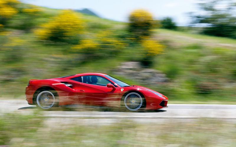 62. 2015 Ferrari 488 GTB - NEW ENTRY