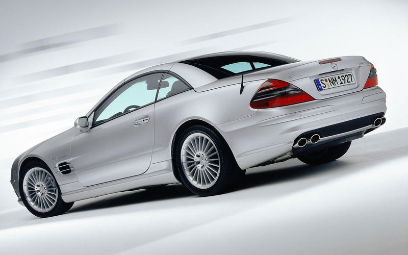 The fifth-generation SL arrives