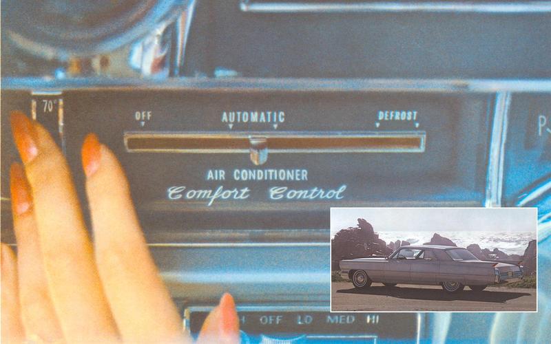 CLIMATE CONTROL: Cadillac Sedan de Ville (1964)