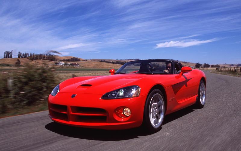 Dodge Viper SRT-10 (2003-2006)