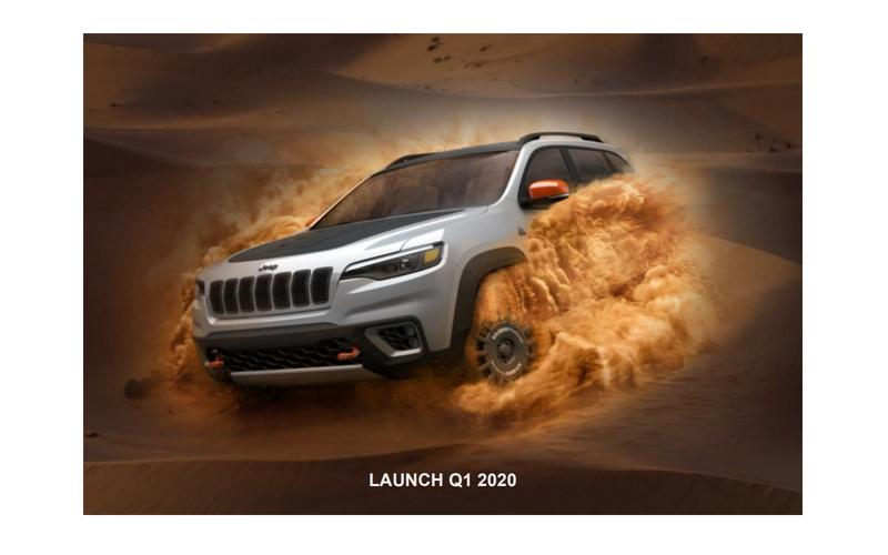 Expanding Jeep's reach