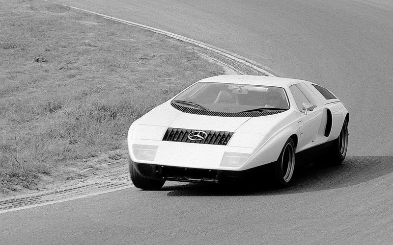 C111 and C111-II (1969)
