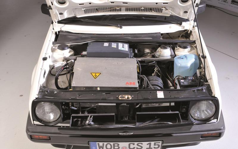 Volkswagen Golf II Citystromer (1985)