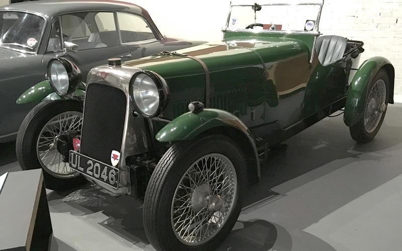 Alvis Front Wheel Drive (1928)