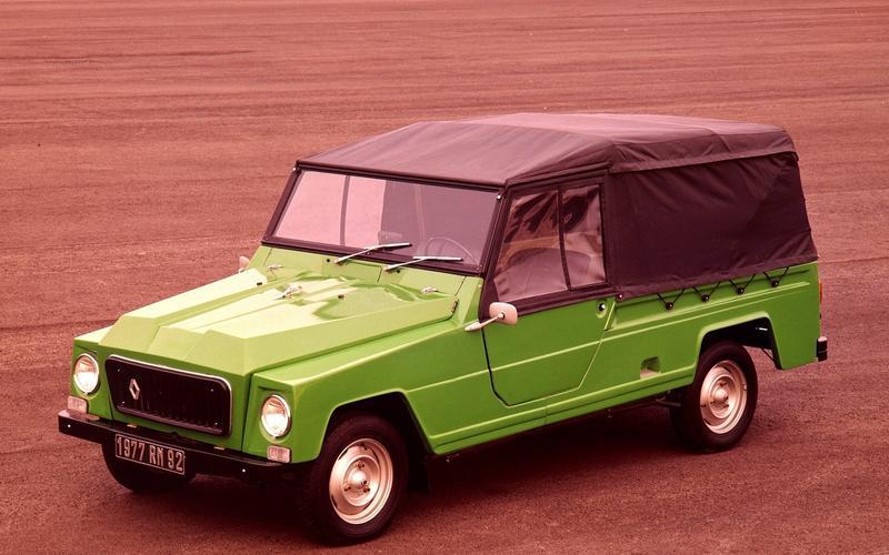 Renault Rodeo (1970)
