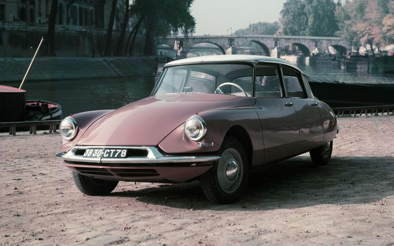 The DS (1955)