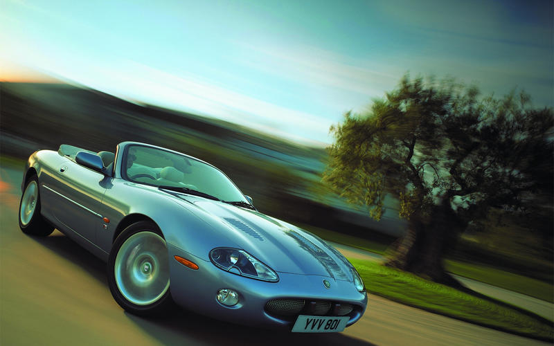 Jaguar XK8 (1996-2006)
