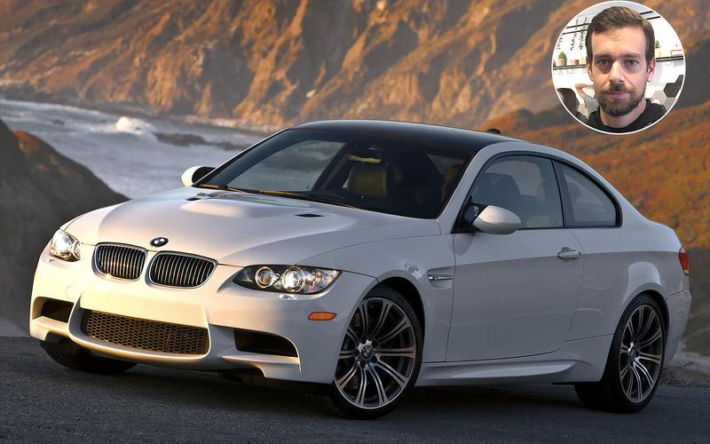 Jack Dorsey - BMW M3