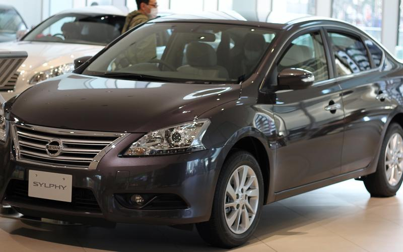 China: Nissan Sylphy – 481,216 vehicles sold