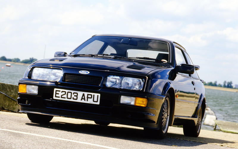 Remembering an icon: Ford Sierra RS Cosworth | Autocar
