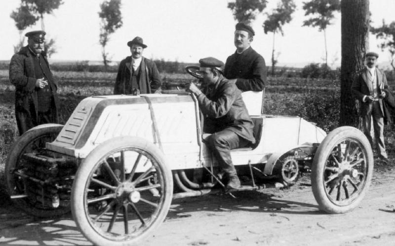 V4 - First used: 1897