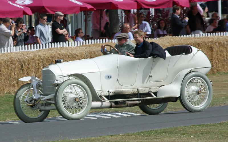 1910s: Austro-Daimler Prince Henry: 85mph (136 km/h)