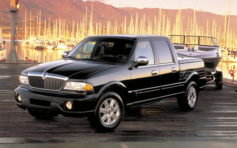 Ford F-150 (2002) – 2 MODELS