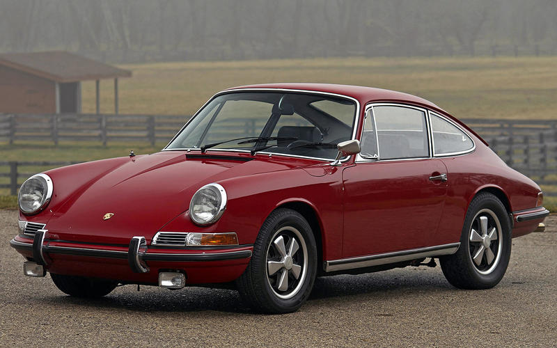 1958-68: Porsche 911S (1966)