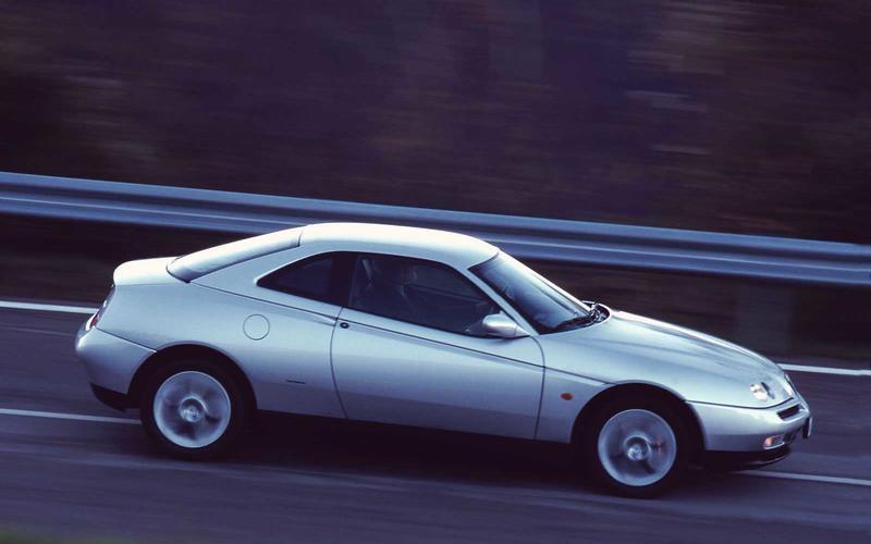 Alfa Romeo GTV – from £1000