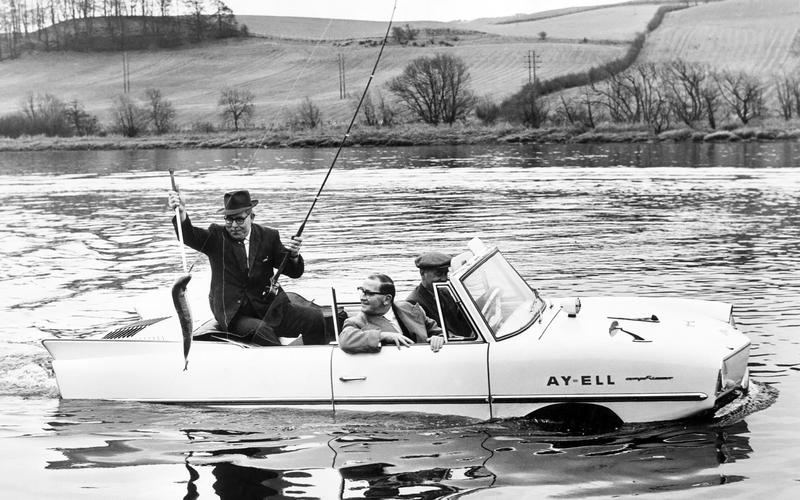 Amphicar (1961-1968)