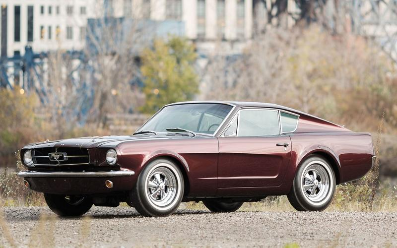 The Shorty Mustang (1964)