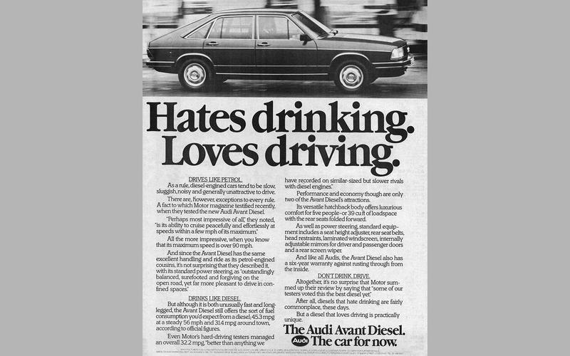 Audi diesel (1981)
