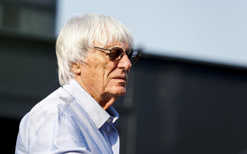 Bernie Ecclestone & family - US$3.25 billion