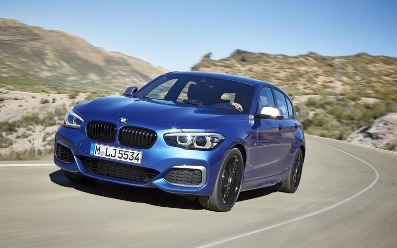 BMW 1 Series – Regensburg, Germany; Leipzig, Germany – 28,125 units sold in 2018