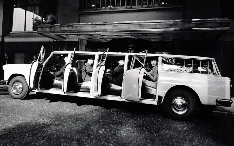 Checker Aerobus (1962)