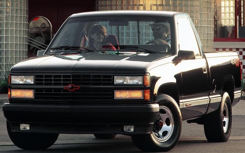 Chevrolet C1500 454 SS (1990)