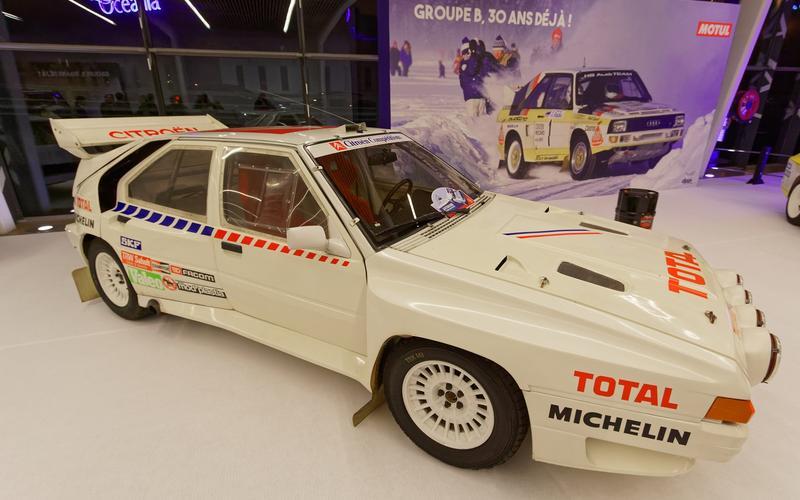 Citroën BX 4TC - 1986