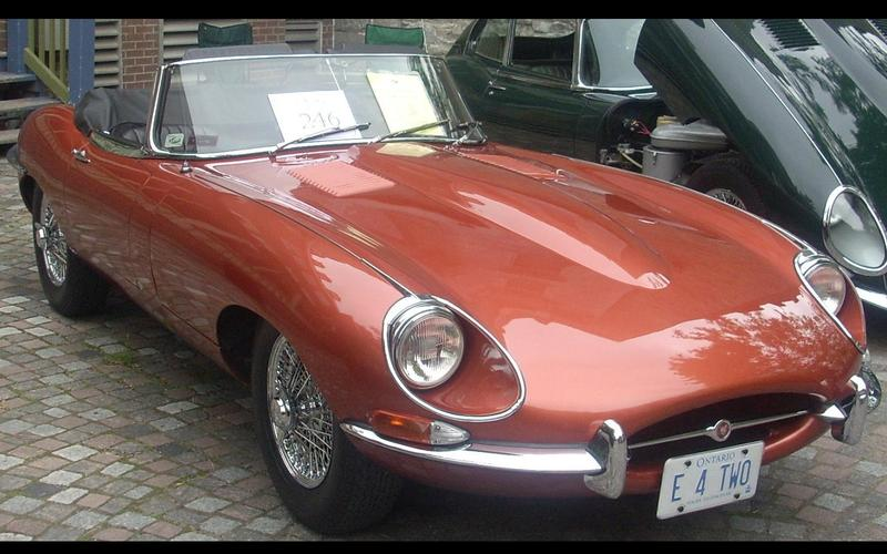 Jaguar E-Type (1968)