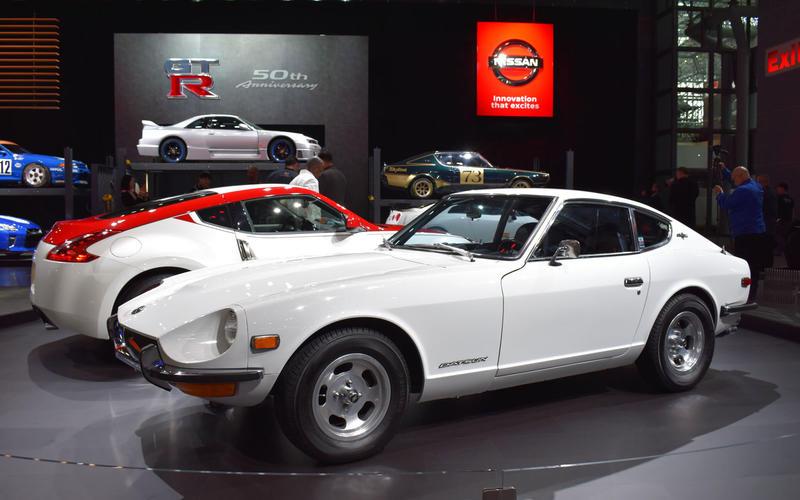 Datsun-240Z Series I (1969)