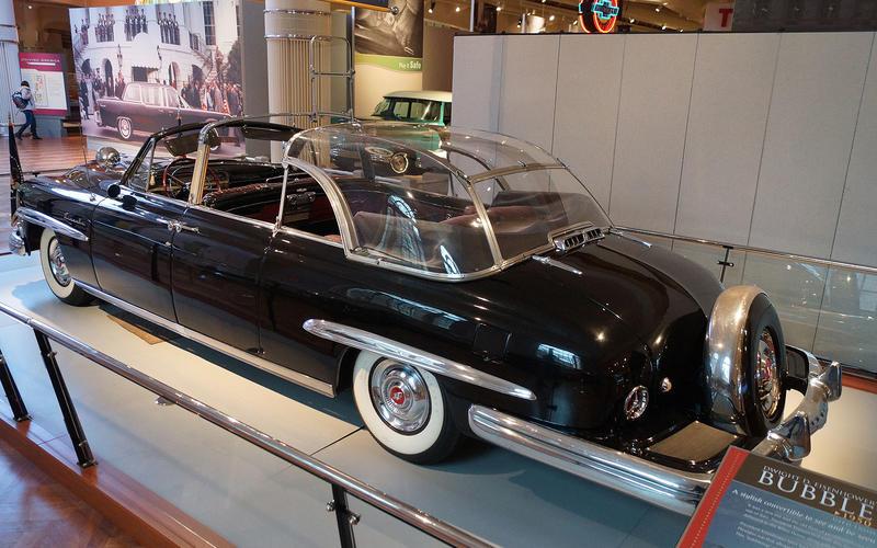 Lincoln Cosmopolitan – 1950