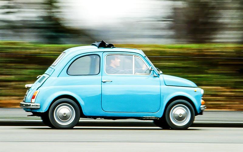 Fiat 500: 1957-1975