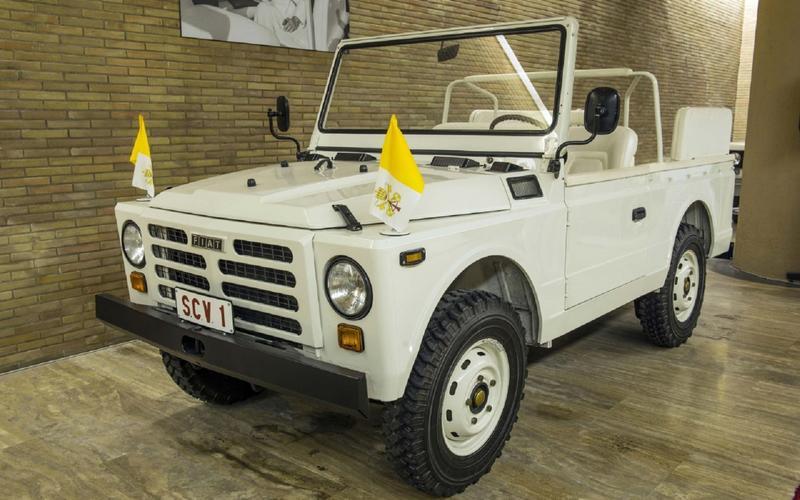 Fiat Campagnola (1981)