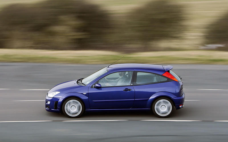 Ford Focus RS Mk1 (2002-03)