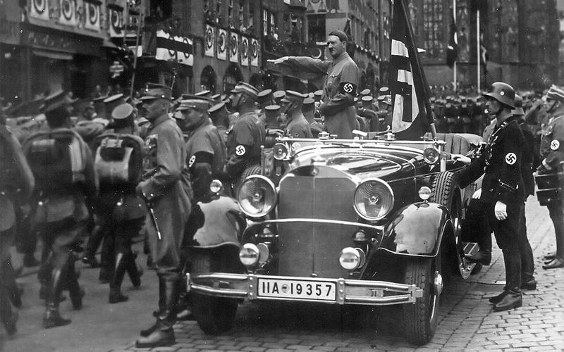 Hitler's cars