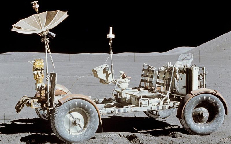 Lunar Roving Vehicle (1971)